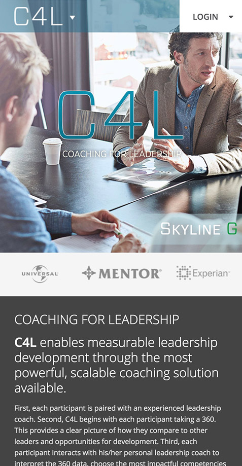 Coaching for Leadership - Silicon Valley & Bay Area